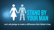 Women are being encouraged to talk to the men in their lives about prostate cancer