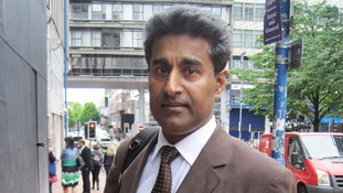 Raj Mattu was suspended from his post in 2010