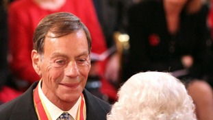 Sir Henry Cecil was knighted in 2011.