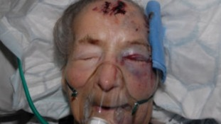 Anniversary appeal a year after pensioner beaten in her bed