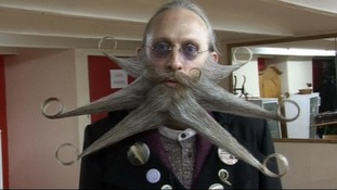 Winner of the beards competition 2012