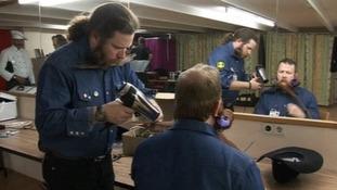 Beard preparation