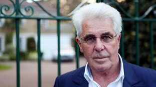 The publicist Max Clifford