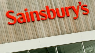 Sainsbury's is gaining ground on its main supermarket rival Tesco
