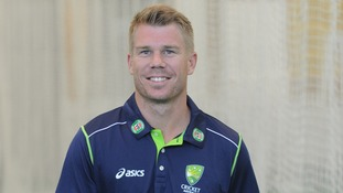 David Warner has been axed from Australia's next match