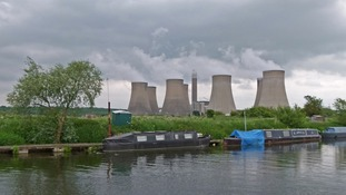 Ratcliffe Power Station.