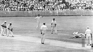 'The bodyline series is to this day still considered one of the most controversial Test Series ever.