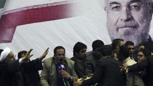 Reformists cling to faint hope ahead of Iran's election