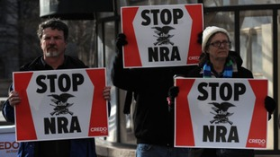 The National Rifle Association's sponsorship of the Sprint Cup race has caused controversy