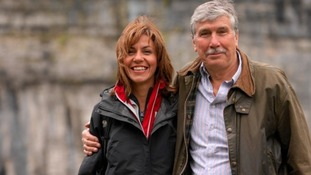 Julia Bradbury's father speaks about prostate cancer