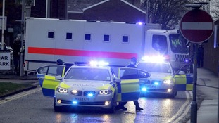 "Cregan prison convoy ""put likes at risk"""