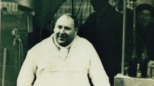 Earliest photo of Tubby Issacs, 1919