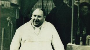 Earliest photo of Tubby Issacs, 1919