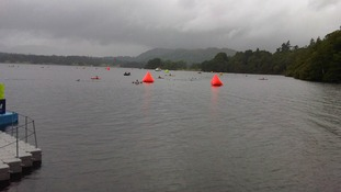 Great North Swim 2013