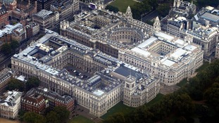 Whitehall reductions not yet finalised