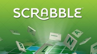 Scrabble app on Facebook