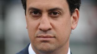 Labpur leader Ed Miliband.