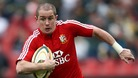 Shane Williams makes Lions debut against Brumbies