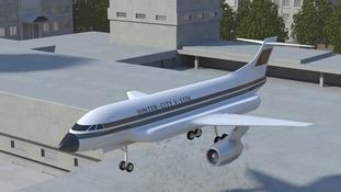 The intercity vertical-lift aircraft.