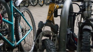 Bike thefts are common in the Avon & Somerset force's area.