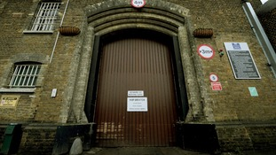 HMP Brixton is one of the six in London recommended for closure