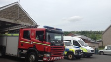 Police and Fire Service join forces in Scottish Borders