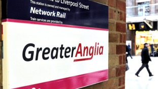 Greater Anglia annual report shows improvement