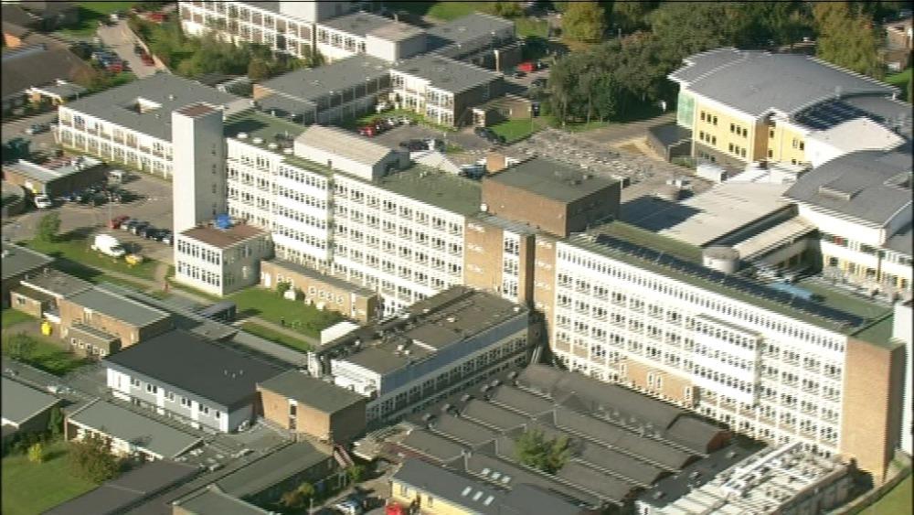 commission says harlow hospital needs improvements. Black Bedroom Furniture Sets. Home Design Ideas