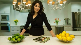 Nigella Lawson has left the family home with her children.