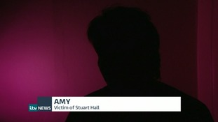 'Amy', who wants to remain anonymous, spoke exclusively to ITV News