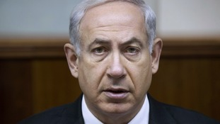Israel's Prime Minister Benjamin Netanyahu has spoken twice in the days after the election