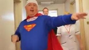 Hull hospitals boss Phil Morley