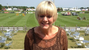 Jayne Southall, Lincolnshire Showground director
