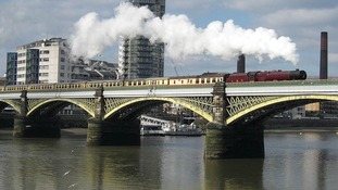 Birmingham steam locomotive to help launch Jubilee flotilla
