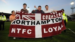 Northampton Town fans