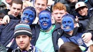 Southend United fans