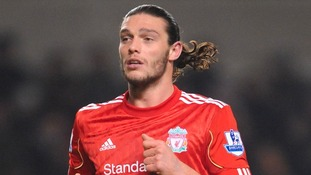 Striker Andy Carroll leaves Liverpool for West Ham in £15m switch