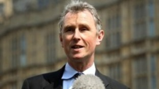 Nigel Evans continues to deny sex crime allegations