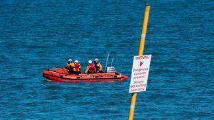 RNLI rescue boat
