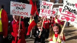 Campaigning to save Dunswell Primary School