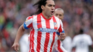 Falcao joined AS Monaco in the summer for around £60m