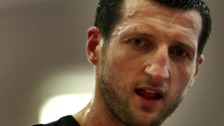 Civic reception for boxing champion Carl Froch