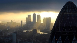 The 'black hole' is made up of the shortfall at eight UK banks.
