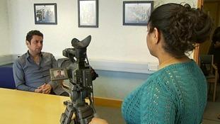 Tanvir Shah speaks to Asian news networks