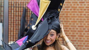 Hat designer Tracy Rose during Ladies' Day of the Royal Ascot meeting