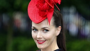 Victoria Pendleton during Ladies' Day of the Royal Ascot meeting