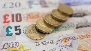 Public sector borrowing dropped to £8.8 billion in May, the ONS said.