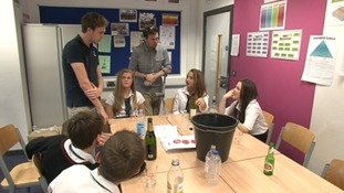 Alcohol awareness: Next generation learn of dangers