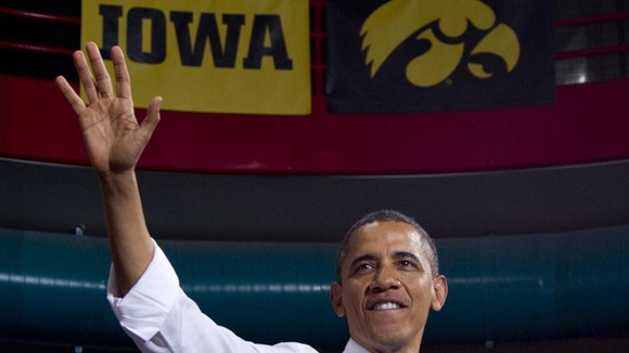 Obama begins re-election campaign | ITV News