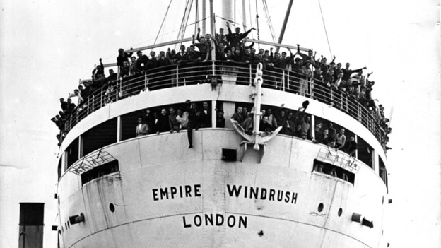 Image result for hmt empire windrush